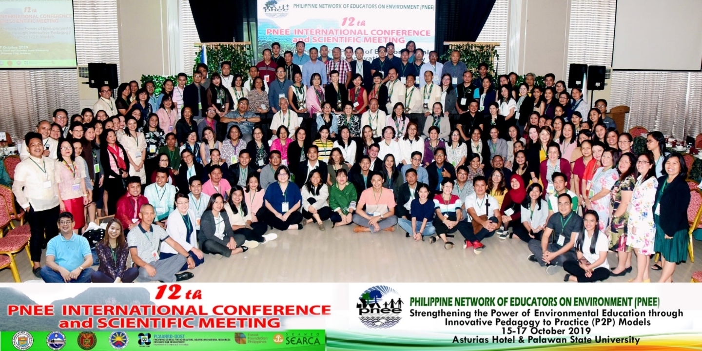 PNEE international conference and scientific meeting 2019 highlights Pedagogy to Practice (P2P) models