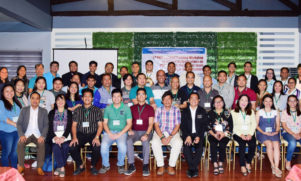 Training-Workshop on Spatial Mapping Assists Philippine HEIs Learn More About Vulnerability Among Small Islands