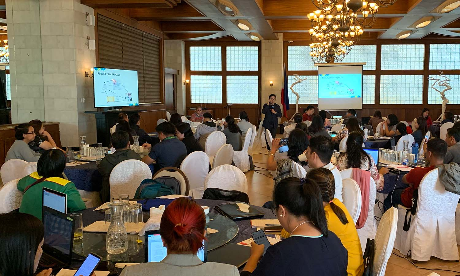CHED-JESAM journal writing workshop in Baguio City nets highest number of participants