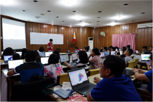Project SARAI conducts free GIS, remote sensing training