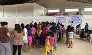 SESAM Joins Taal Relief Drive