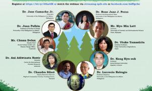 International Webinar on Social Forestry to be held on December 3
