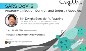 US-based Info Manager Discuss Covid-19 Updates