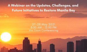 Webinar on Manila Bay Mandamus set on May 27 to 28